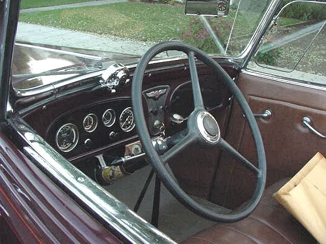 Vintage Car Work